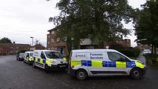 The man was found dead at a property in Saffron Square, Norwich.