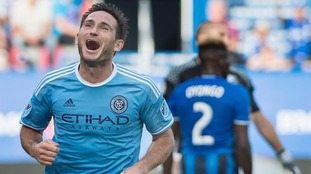 Chelsea legend Lampard leaves New York City