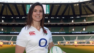 Women's rugby captain named player of the year