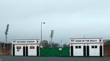 The Provident Stadium at Odsal