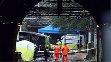 Railway Safety boss: 'We have too many close calls'.