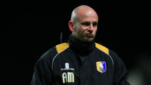 Adam Murray leaves Mansfield Town