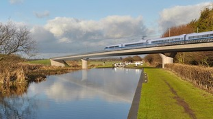 HS2: North West and Yorkshire routes announced
