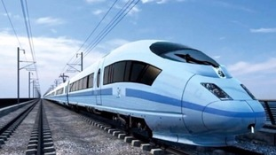 Government confirms HS2 proposed route will connect Crewe and Manchester