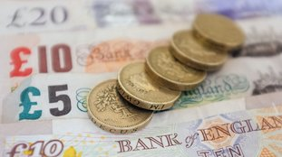 Inflation fell in figures for October
