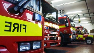 Death of elderly woman in house fire 'not suspicious'