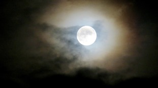Cloud scuppers 'super moon' view for some but all is not lost
