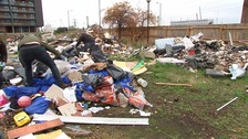 Newham Council is using new powers to crack down on fly-tipping.