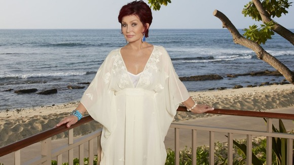 Sharon Osbourne in Hello Magazine as she speaks out about her double mastectomy