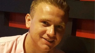 Corrie McKeague: Police close lane of busy road in search for missing RAF serviceman