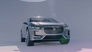 I-Pace car