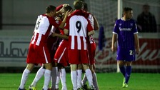 Brackley will be aiming to pile more misery on Gillingham.