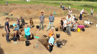 Aylsham's Roman Project in Norfolk was the best community archaeology project in Britain.