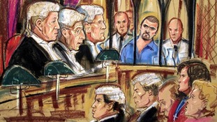 A court Sketch