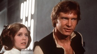 Harrison Ford and Carrie Fisher had 'three-month affair' on Star Wars set