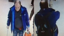 Steven Jackson was last seen in the Alhambra Centre in Barnsley