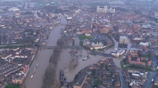 York flooded in 2015