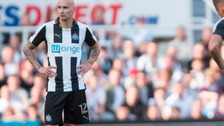 Jonjo Shelvey during the Wolves game