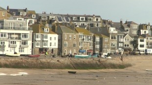 Business owners say St Ives has suffered because of the closure.