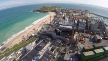 The Tate in St Ives has been closed since October 2015.
