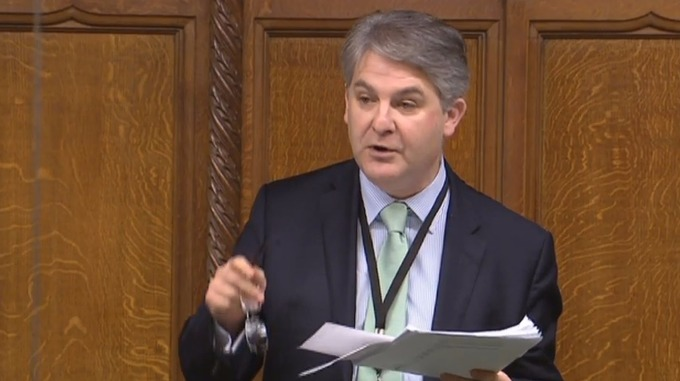 Philip Davies is the Conservative MP Shipley.