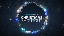 ITV News Anglia Christmas Shout Out for someone special