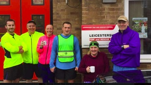 Rugby group's 245 mile bid for The Longest Try