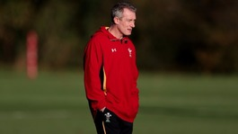 Wales squad gets shake-up ahead of Japan visit