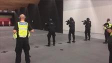 Firearms officers