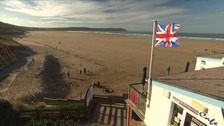Woolacombe is the most desirable place to live in the UK.
