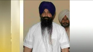 Balwant Singh Rajoana, who's due to be executed in India this weekend