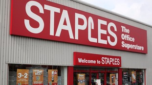Staples to disappear from UK high street after buyout