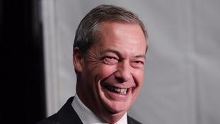 Nigel Farage defends Ukip over alleged misspending of EU funds