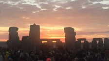 Thousands flock to the site for summer solstice every year.