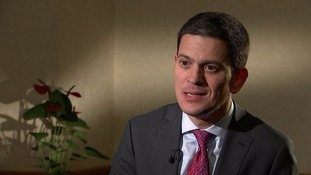 David Miliband tells ITV News: UK's special relationship with United States 'facing dangers' after Trump victory