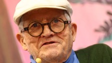 British artist David Hockney.