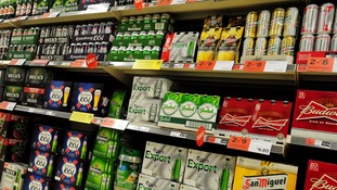 The Alcohol Health Alliance says the study shows the need for a minimum unit price to be put on alcohol.
