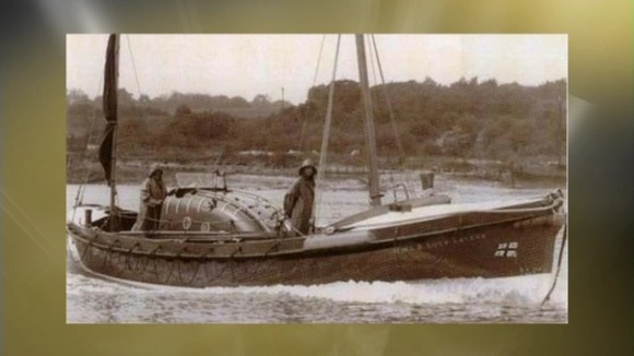 Lucy Lavers was a lifeboat for nearly 30 years 