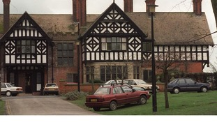 he former Bryn Estyn boys home, Wrexham, which closed down following claims of child abuse