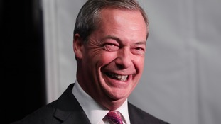 Nigel Farage deserves a peerage says Northamptonshire MP