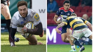To sport, and age-old rugby rivals Bath and Bristol will renew their rivalry in the Premiership