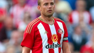 Lee Cattermole sidelined for Sunderland for four months