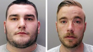 Pair who killed delivery driver and stole three pizzas jailed for 22 years