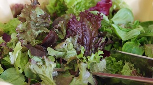 Bagged salad linked to salmonella risk