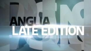 Anglia Late Edition programme logo