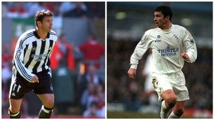Gary Speed played for both Newcastle and Leeds