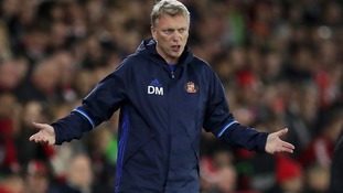 David Moyes feels Hull will be competing against Sunderland to avoid relegation
