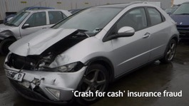 Police smash 'Crash for Cash' insurance fraud scheme