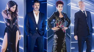 X Factor: Last six hopefuls head for the movies