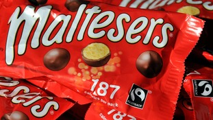 Malteser bags 'shrink' in the wake of 'rising costs'